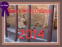 Manny's Writing Challenge Widget