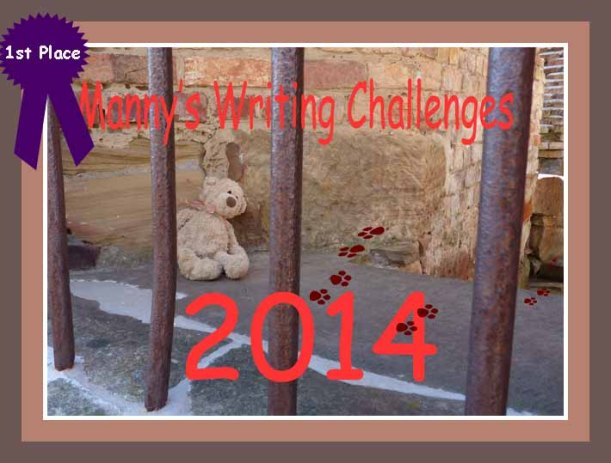 Manny's Writing Challenge